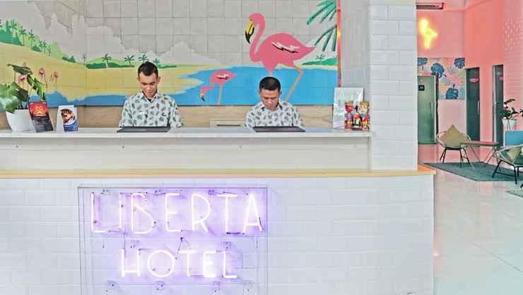 LOBBY Liberta Hotel Kemang