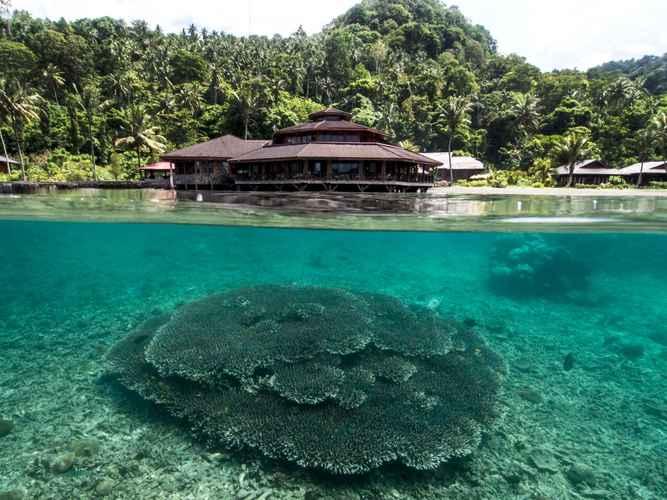 VIEW_ATTRACTIONS Kungkungan Bay Resort