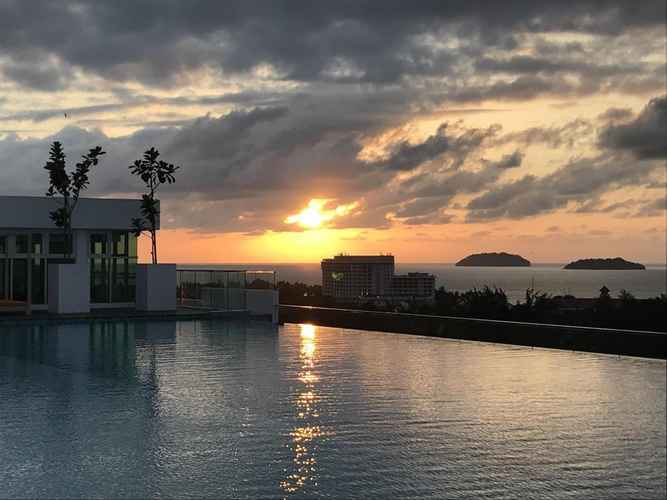 SWIMMING_POOL Sunset Seaview Vacation Condos @ Infinity Avenue