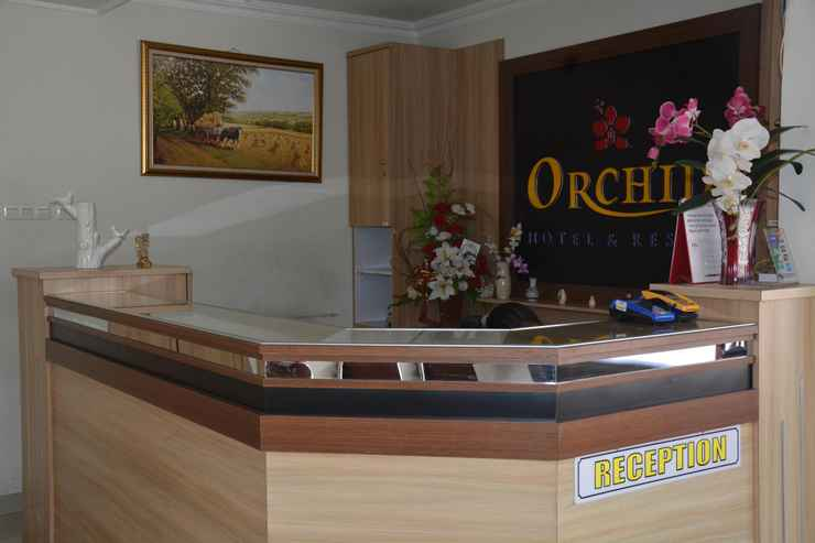 LOBBY Orchid Hotel Magelang