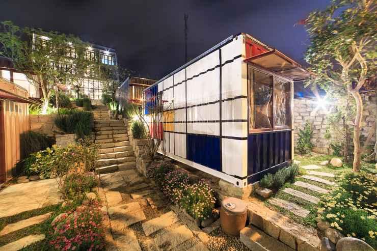 EXTERIOR_BUILDING The Dalat Shelter Hotel