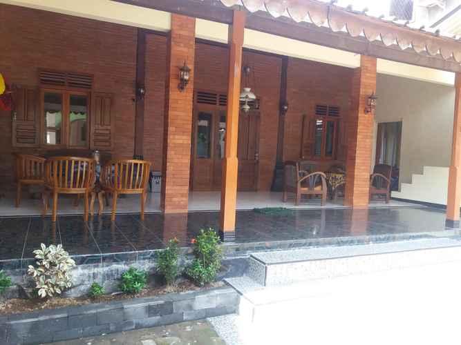 LOBBY Sabila Homestay Borobudur