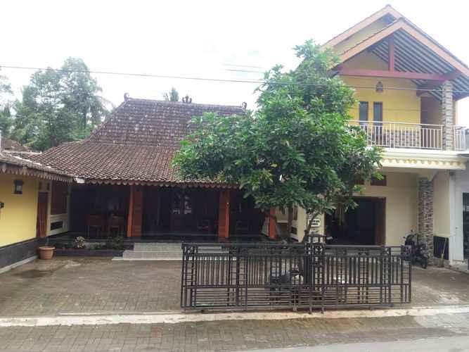 EXTERIOR_BUILDING Sabila Homestay Borobudur