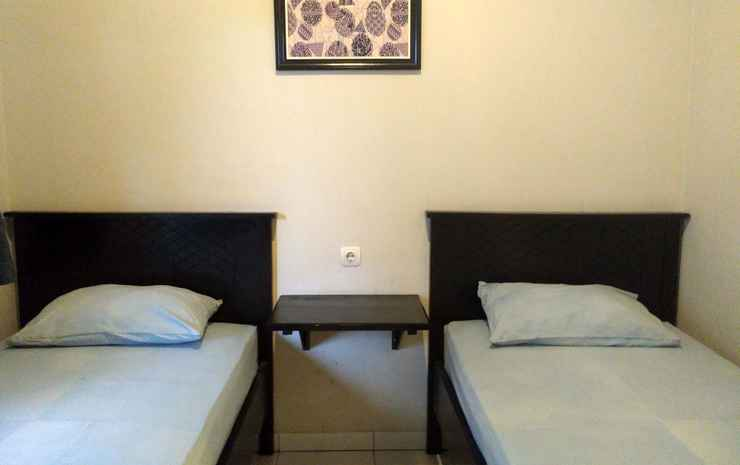 D'Java Hotel Kudus Kudus - Budget Twin