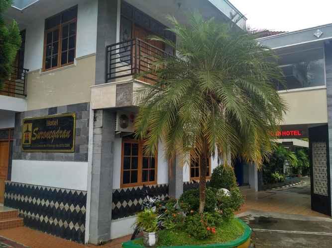 LOBBY Hotel Suronegaran Purworejo