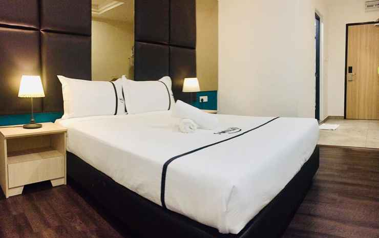 Seeds Hotel Ampang Point Kuala Lumpur - Double Room Only