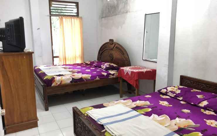 Hotel Purnama IV Yogyakarta Yogyakarta - Family Room AC 4 Pax