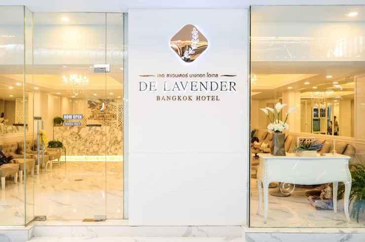 EXTERIOR_BUILDING De Lavender Bangkok Hotel