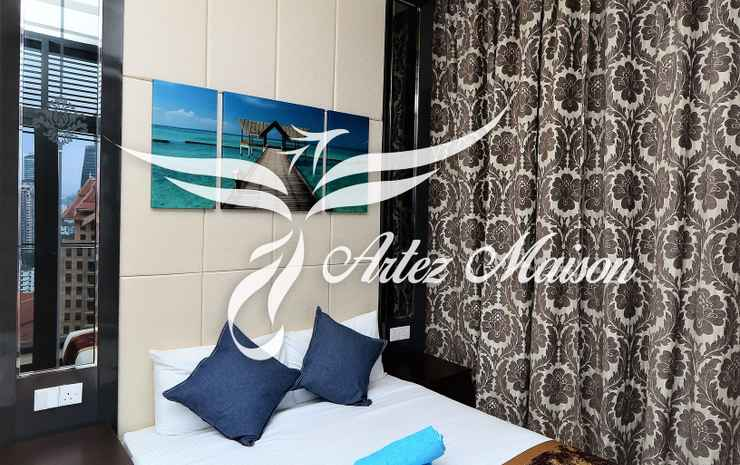 Dorsett Residence Bukit Bintang @ Artez Maison Kuala Lumpur - Two Bedroom Deluxe Apartment