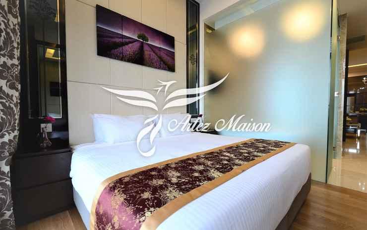 Dorsett Residence Bukit Bintang @ Artez Maison Kuala Lumpur - One Bedroom Deluxe Apartment