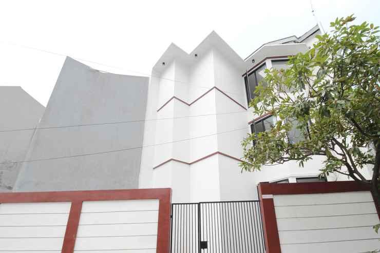 EXTERIOR_BUILDING Airy Eco Syariah Sunter Agung Taman Nyiur Sembilan 26 Jakarta