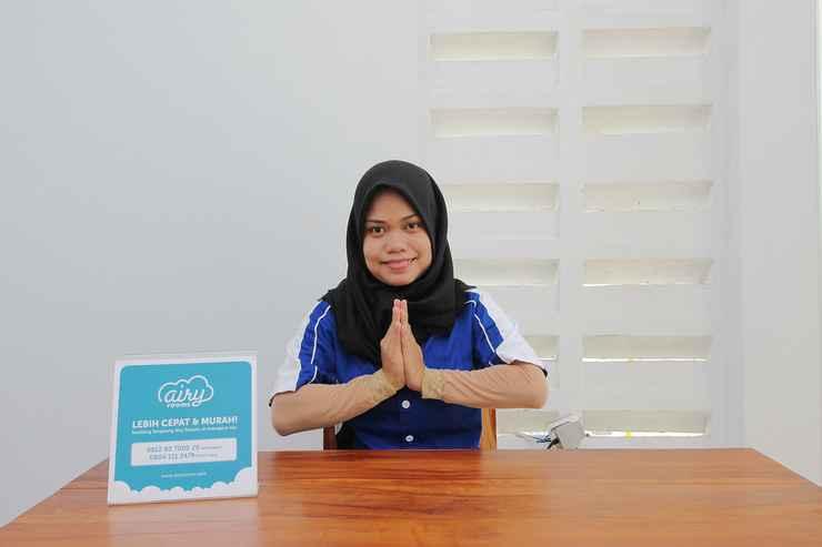 LOBBY Airy Eco Syariah Sunter Agung Taman Nyiur Sembilan 26 Jakarta