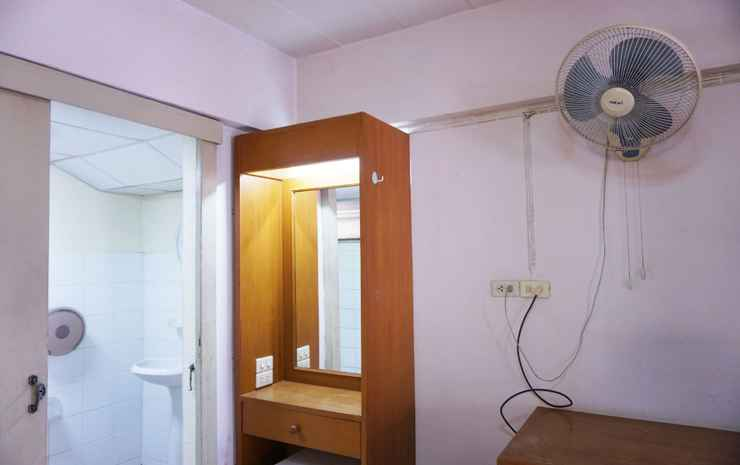 Water Well Guest House Chiang Mai - Twin Room with Fan - Room Only NR