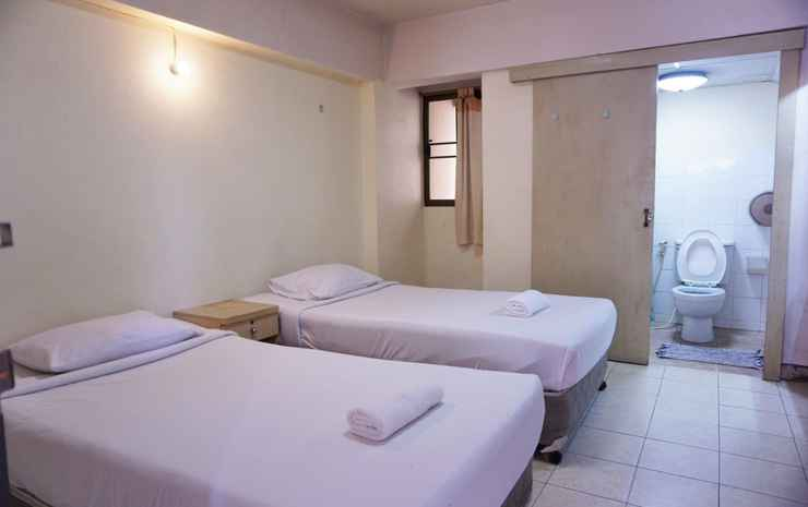 Water Well Guest House Chiang Mai - Twin Room with Aircon - Room Only FC