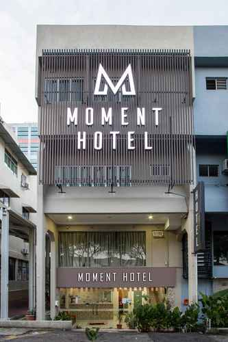 EXTERIOR_BUILDING Moment Hotel