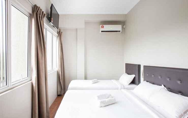 Moment Hotel Kuala Lumpur - Deluxe Triple Room