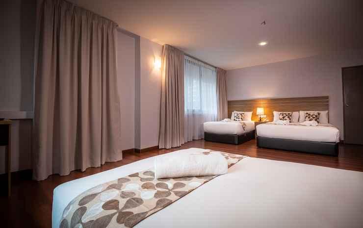 Metropol Hotel Kuala Lumpur - Family Room For 4