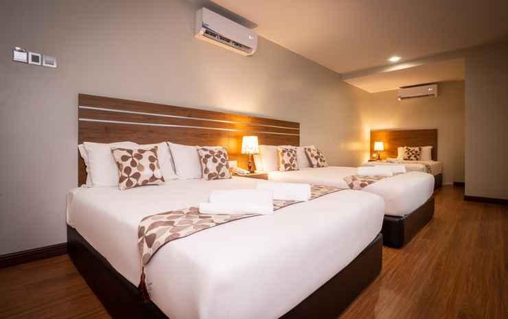 Metropol Hotel Kuala Lumpur - Family Room For 5