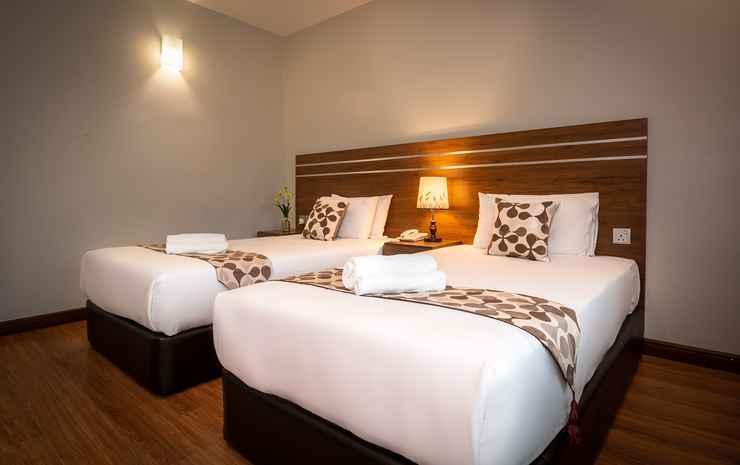 Metropol Hotel Kuala Lumpur - Deluxe Twin Bed Without Window