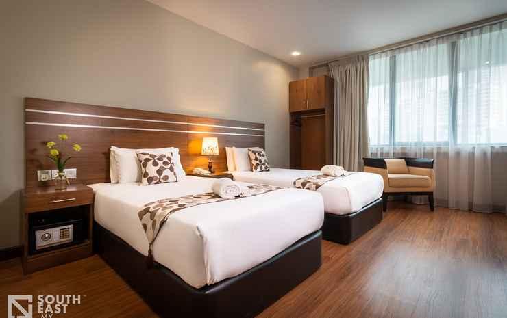 Metropol Hotel Kuala Lumpur - Deluxe Twin Bed With Window