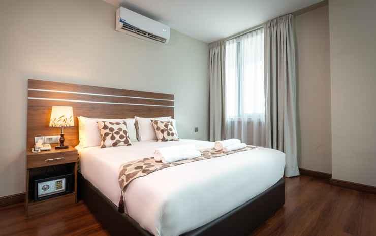 Metropol Hotel Kuala Lumpur - Deluxe Double Bed With Window