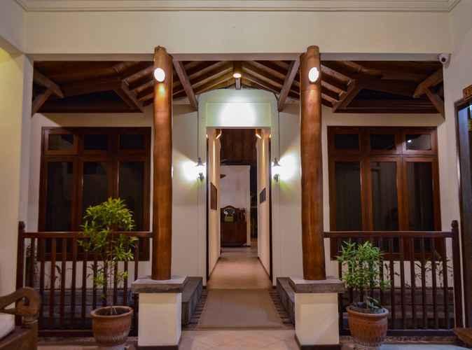 LOBBY Rumah Mertua Heritage Yogyakarta