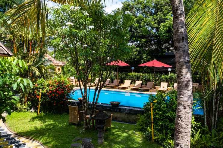 SWIMMING_POOL Rumah Mertua Heritage Yogyakarta