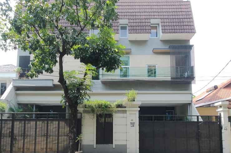 Blossom Resident Blok M In Panglima Polim South Jakarta Jakarta