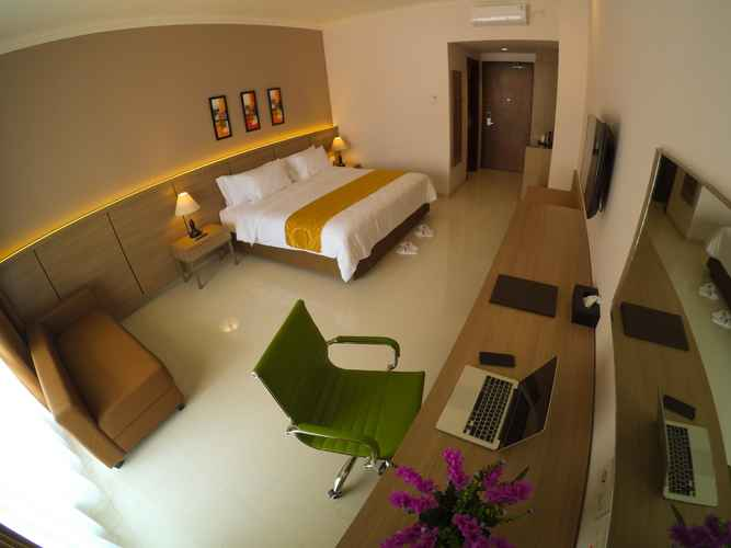 BEDROOM The Green Peak Hotel & Convention