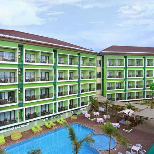 EXTERIOR_BUILDING The Green Peak Hotel & Convention
