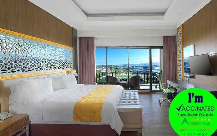 The Green Peak Hotel & Convention Puncak - Executive Suite