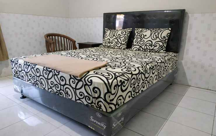 Hotel Gardenia 1 Klaten Klaten - Single Bed AC
