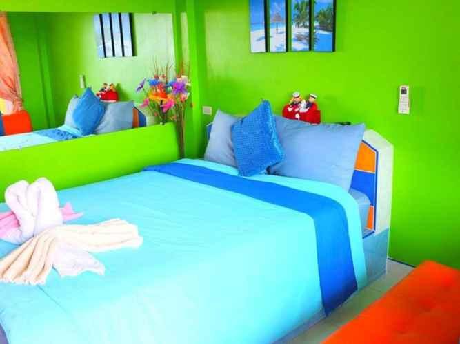 BEDROOM Baan Navy Resort