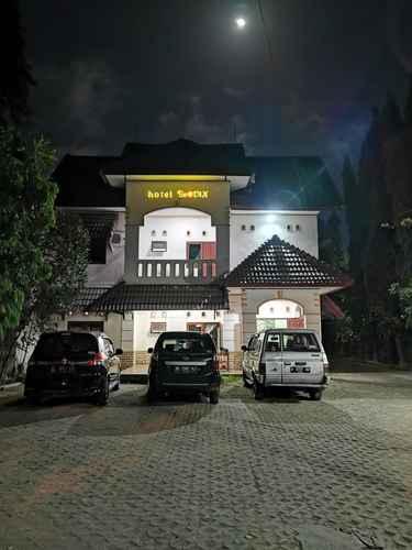 EXTERIOR_BUILDING Hotel Botan Klaten