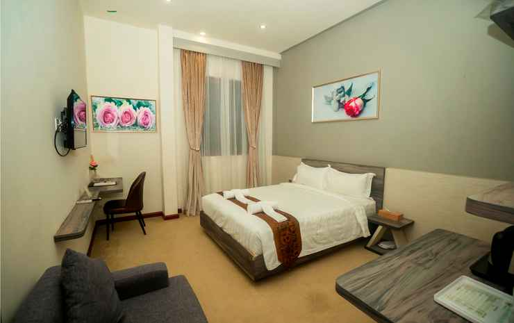 Green Rose Hotel Batam - Superior Room With Queen Size Bed