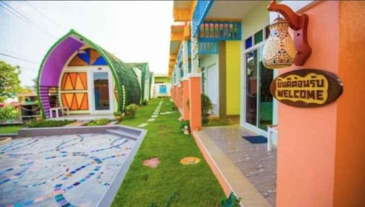 LOBBY Rachawadee Resort Koh Larn