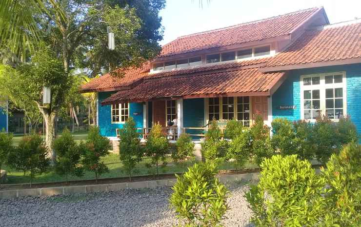 Lalita Cottage Serang - Garden View Cottage