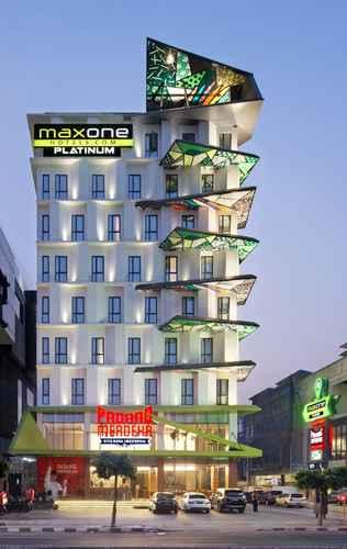 EXTERIOR_BUILDING MaxOneHotels.com @ Platinum Hayam Wuruk Jakarta