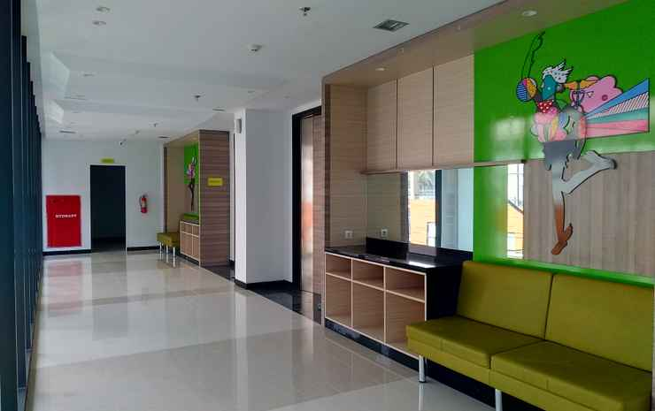 MaxOneHotels.com @ Platinum Hayam Wuruk Jakarta Jakarta -