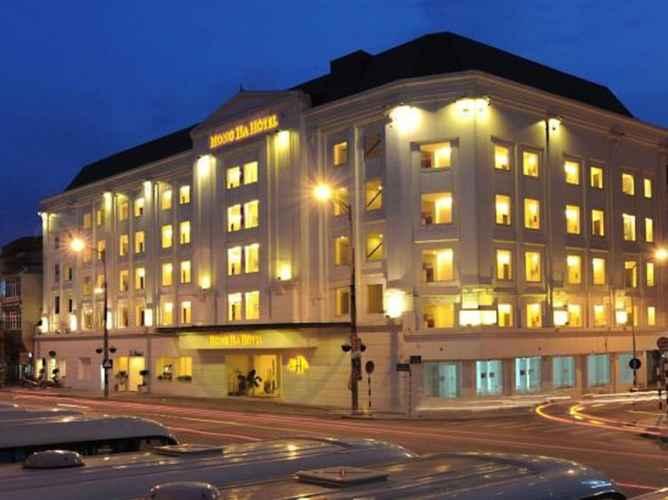 EXTERIOR_BUILDING Khách sạn Hồng Hà