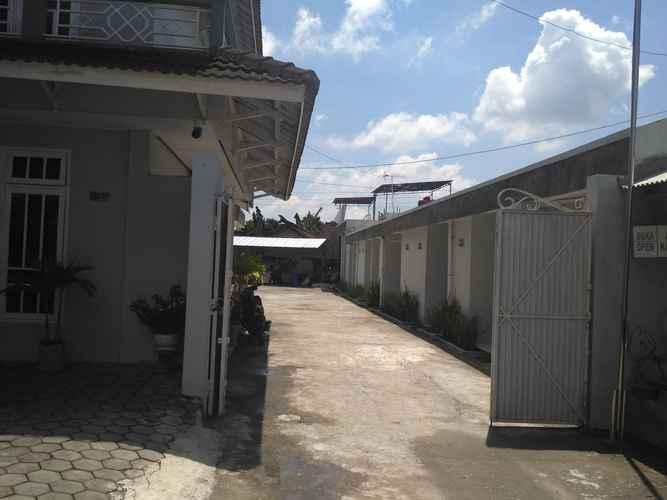 EXTERIOR_BUILDING Hotel Wisnu Klaten