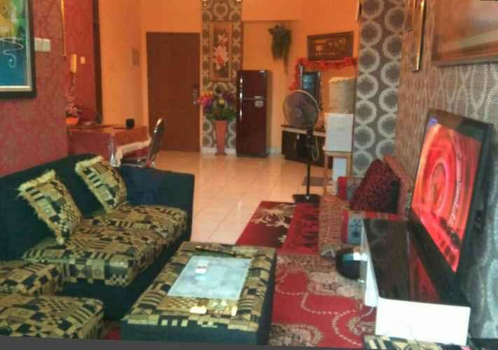BAR_CAFE_LOUNGE Apartemen Graha Cempaka Mas By Arif