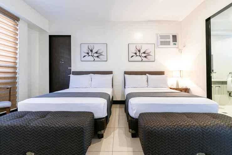 BEDROOM Artemis Place Makati Hotel