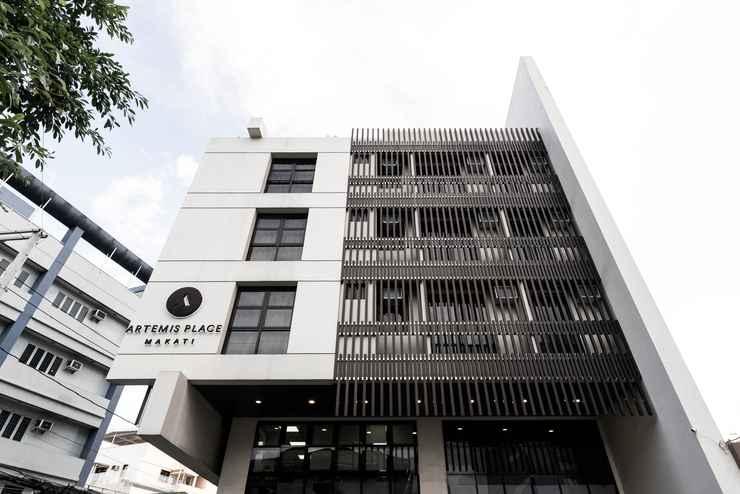 EXTERIOR_BUILDING Artemis Place Makati Hotel