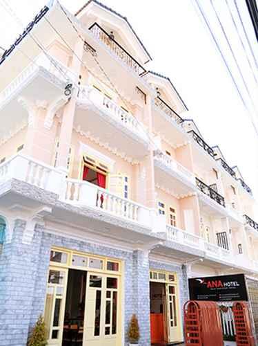 EXTERIOR_BUILDING Khách sạn Ana Nguyễn Đà Lạt