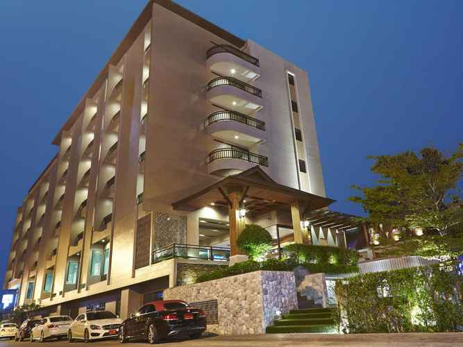 EXTERIOR_BUILDING Leevana Hotel Hatyai