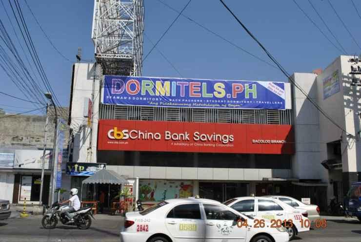 EXTERIOR_BUILDING Dormitels.ph Bacolod City