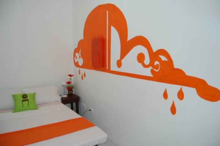 BEDROOM Dormitels.ph Bacolod City