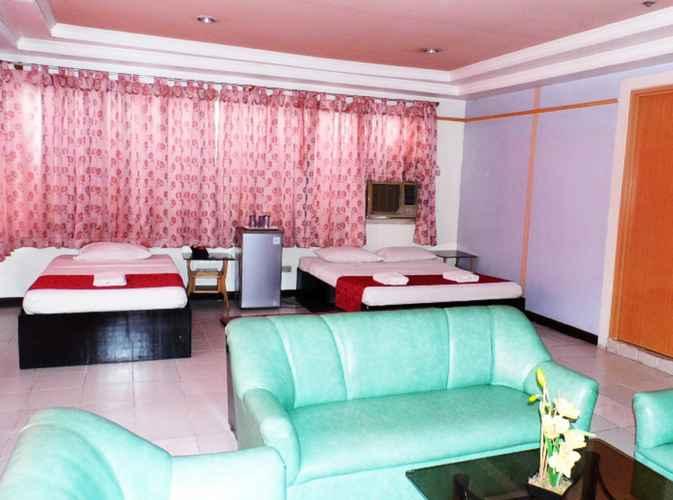 BEDROOM Check Inn Bacolod
