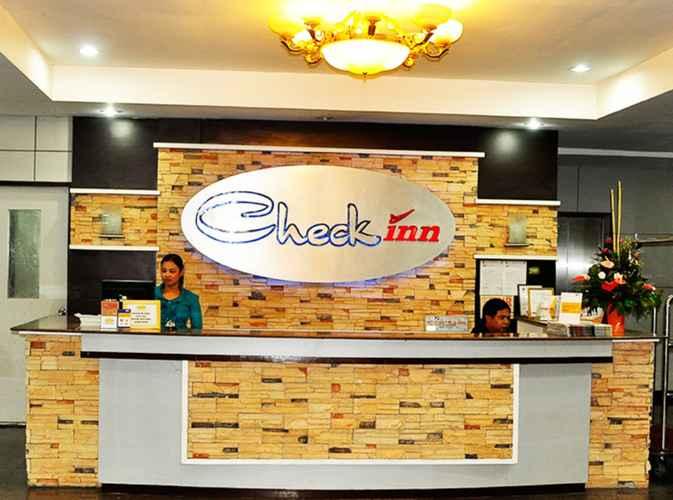 LOBBY Check Inn Bacolod